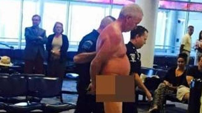 airport stripper